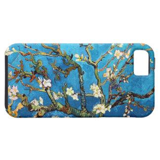 Capa Para iPhone 5 Belas artes de florescência da árvore de amêndoa