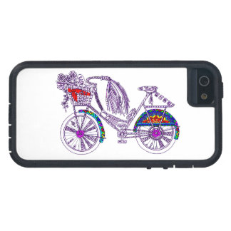 Capa Para iPhone 5 Bicicleta