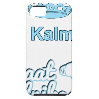 Capa Para iPhone 5 Bly-Kalm-En-Praat-Holandês sul-africano