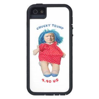 Capa Para iPhone 5 Boneca de Chucky Donald Trump