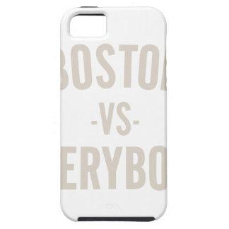 Capa Para iPhone 5 Boston contra todos