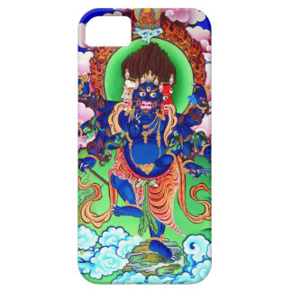 Capa Para iPhone 5 Budismo tibetano Thangka budista Ucchusma
