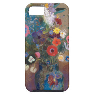 Capa Para iPhone 5 Buquê das flores - Odilon Redon