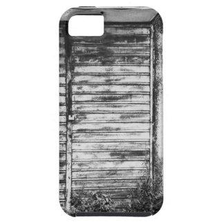 Capa Para iPhone 5 Bw esquecido loja abandonado