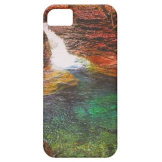 Capa Para iPhone 5 Cachoeira