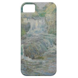 Capa Para iPhone 5 Cachoeira - John Henry Twachtman