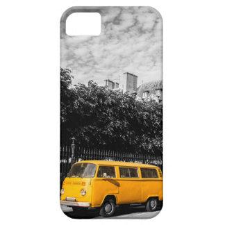Capa Para iPhone 5 caixa amarela do ônibus do iPhone (4,5,6,7,8)