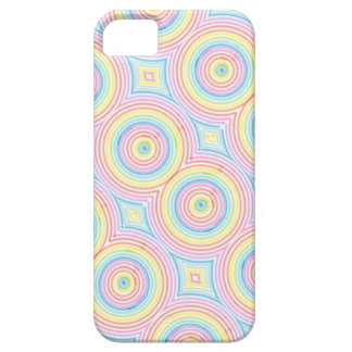 Capa Para iPhone 5 Caixa do arco-íris