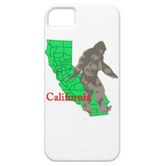 Capa Para iPhone 5 Califórnia bigfoot