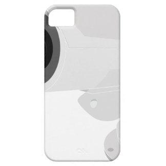 Capa Para iPhone 5 Câmara de segurança