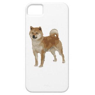 Capa Para iPhone 5 Cão de Shiba Inu