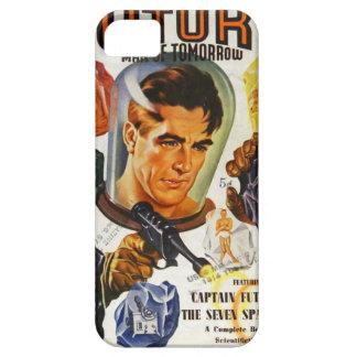 Capa Para iPhone 5 Capitão Futuro e as pedras do espaço