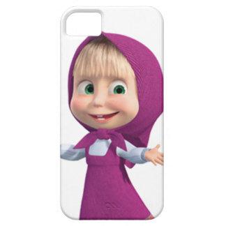 Capa Para iPhone 5 Cara feliz e olhos verdes
