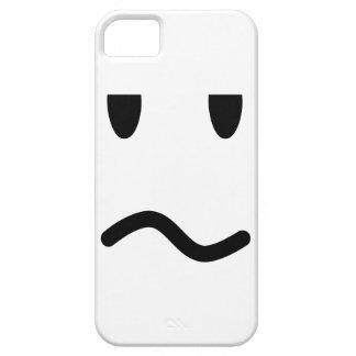 Capa Para iPhone 5 Cara irritada