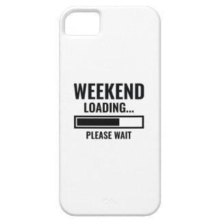 Capa Para iPhone 5 Carga do fim de semana