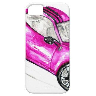 Capa Para iPhone 5 Carro desportivo Sketch2