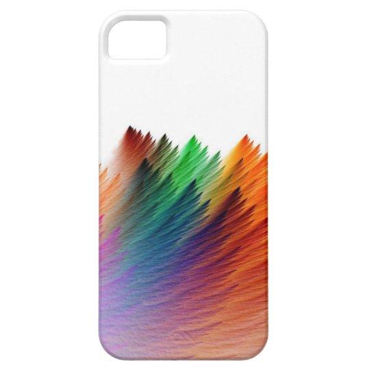 Capa Para iPhone 5 Case bem moderno e cores vibrantes