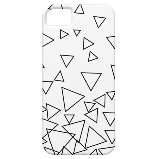 Capa Para iPhone 5 Case Geometric Mess
