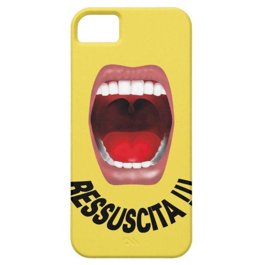 Capa Para iPhone 5 Case Pop Fun yellow - RESSUSCITA !!!