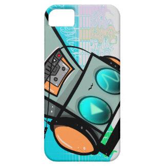 Capa Para iPhone 5 Caso do iphone 5 S de Cradllivant - sinta a música