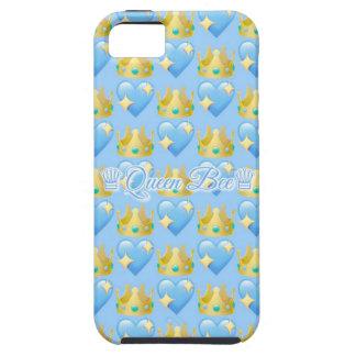 Capa Para iPhone 5 Caso do iPhone SE/5/5s da abelha de rainha