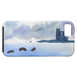Capa Para iPhone 5 Castelo pelo mar