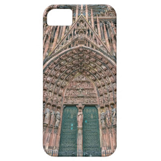 Capa Para iPhone 5 Cathedrale Notre-Dame, Strasbourg, France