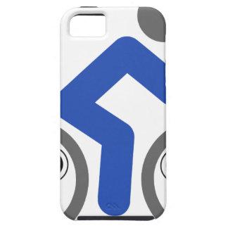 Capa Para iPhone 5 Cavaleiro do girador da inquietação