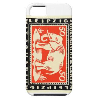 Capa Para iPhone 5 Cédula 1919 de Notgeld do jardim zoológico de
