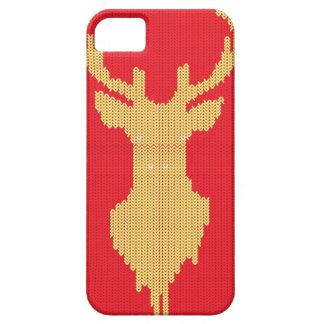 Capa Para iPhone 5 Cervos feitos malha