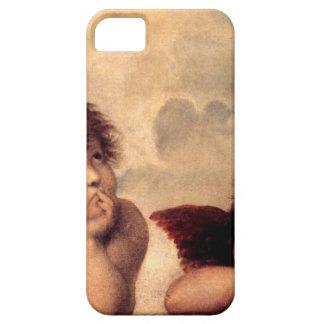 Capa Para iPhone 5 Cherubim - Raphael