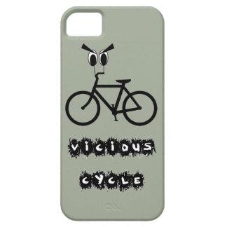 Capa Para iPhone 5 Ciclo vicioso