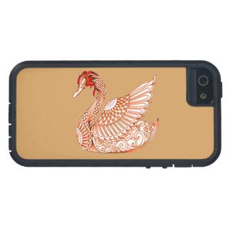 Capa Para iPhone 5 Cisne 3