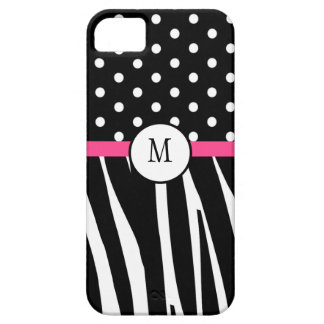 Capa Para iPhone 5 Cobrir do iphone do impressão da zebra do