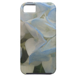 Capa Para iPhone 5 Cobrir floral azul do iphone