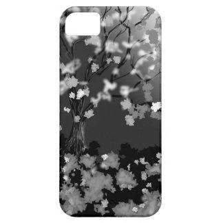 Capa Para iPhone 5 Cobrir Iphone preto e branco