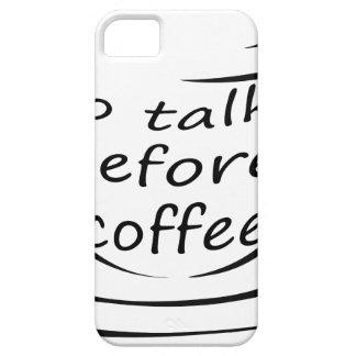 Capa Para iPhone 5 coffee22