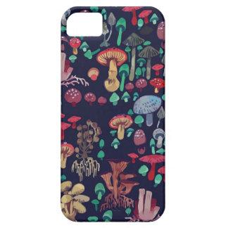 Capa Para iPhone 5 Cogumelos