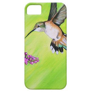 Capa Para iPhone 5 Colibri e Lilac
