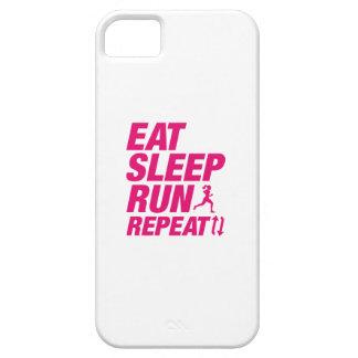 Capa Para iPhone 5 Coma a repetição do funcionamento do sono
