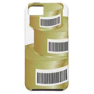 Capa Para iPhone 5 comida 105Canned _rasterized