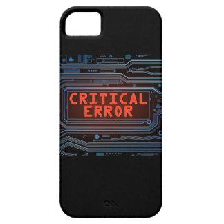 Capa Para iPhone 5 Conceito do erro crítico