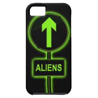 Capa Para iPhone 5 Conceito dos aliens