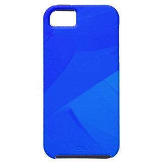 Capa Para iPhone 5 Contexto azul escuro