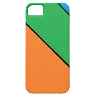 Capa Para iPhone 5 cor que obstrui seu verão