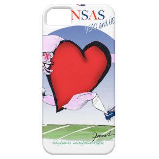Capa Para iPhone 5 coração principal de kansas, fernandes tony
