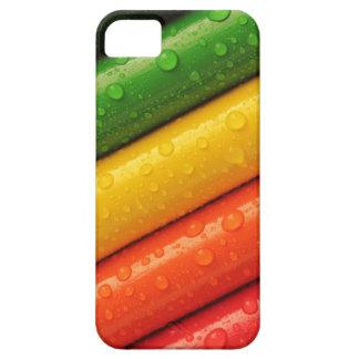 Capa Para iPhone 5 cores brilhantes