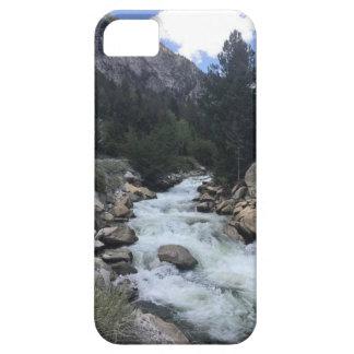 Capa Para iPhone 5 Córrego da montanha rochosa