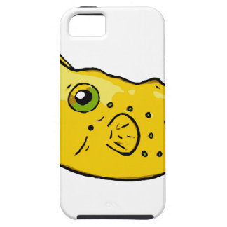 Capa Para iPhone 5 Cowfish de Longhorn