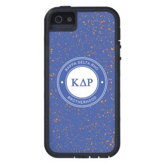 Capa Para iPhone 5 Crachá do ró   do delta do Kappa